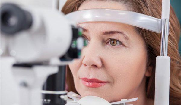 Диагностирование при катаракте