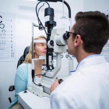 консультация офтальмолога в москве