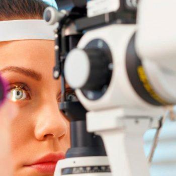 консультация врача-офтальмолога (окулиста)