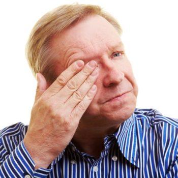 отек глаз после того как удалили катаракту