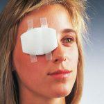 повязка после операции по удалению катаракты
