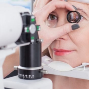 осмотр у офтальмолога - катаракта