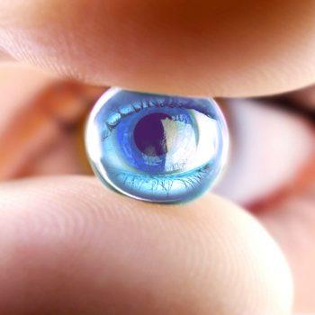 при глаукоме и катаракте - замена хрусталика